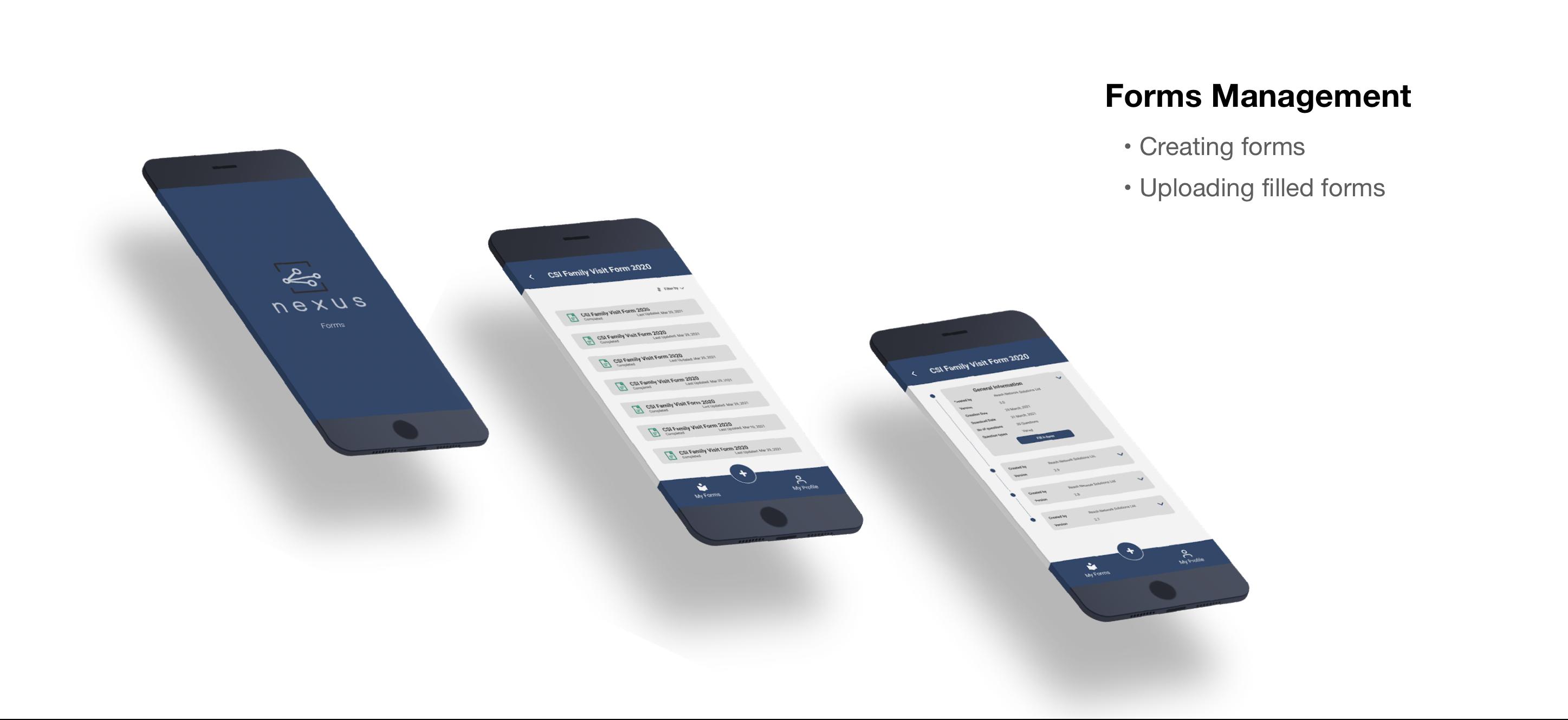 Nexus Preview - Persons Management